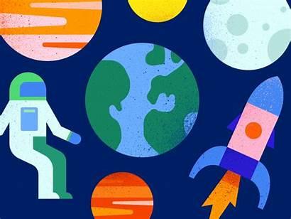 Assistant Illustration Google Dribbble Experiences Brand Take