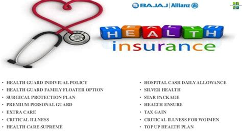 Except for personal accident cover. Bajaj allianz general insurance for Insurance