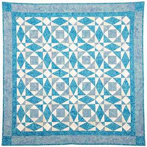 go qube 6quot storm at sea throw quilt pattern pq10752 With storm at sea quilt template