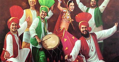 punjabi culture bhangra dance  punjab sikh