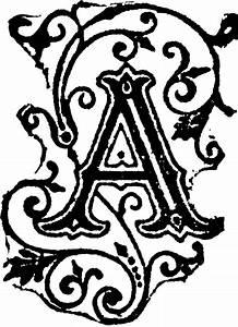 fancy letter a designs clipart best tattoo pinterest With letter artwork design
