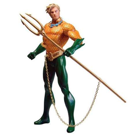 justice league   aquaman action figure dc