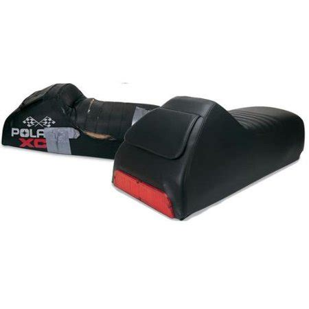 polaris indy seat cover saddlemen snowmobile replacement seat cover black fits 83
