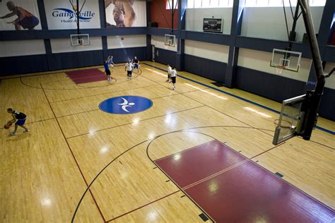 indoor basketball  volleyball court gainesville