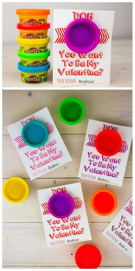 Pinterest Valentine Cards Play Dough Cards Kindergartenklub Com Pinterest