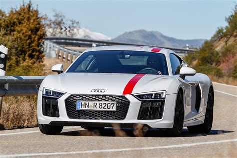 2018 audi r8 rws priced at 139 950 automobile magazine