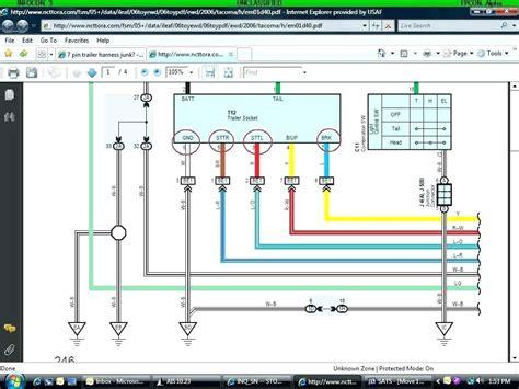 diagram 4 wire ac motor wiring diagram
