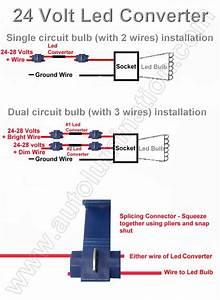24 Volt Led Bulb Converter