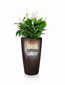 Bac Reserve D Eau : connaissez vous vraiment les pots de fleur r serve d 39 eau blog de jardin concept blog de ~ Melissatoandfro.com Idées de Décoration
