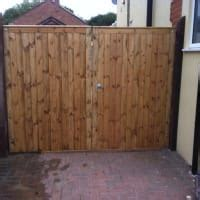 boxted fencing panels  colchester fencing services