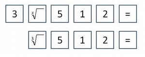 Wurzel Berechnen : kubikwurzelziehen mit dem taschenrechner ~ Themetempest.com Abrechnung