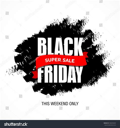 Best Black Friday Website by Black Friday Sale Best Design Template Stock Vector
