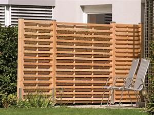 Garten Sichtschutz Holz : garten sichtschutz holz kunstrasen garten ~ Whattoseeinmadrid.com Haus und Dekorationen