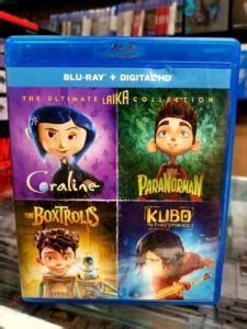 The Ultimate Laika Collection (Coraline, ParaNorman, The ...