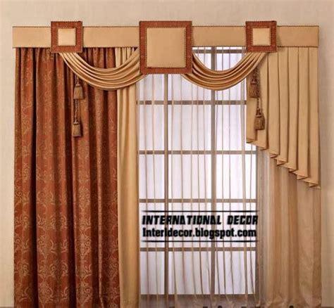 Trendy Drapes - interior design 2014 15 trendy japanese curtain designs
