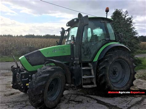 siege tracteur agricole occasion deutz fahr agrotron 130 tracteur agricole d occasion