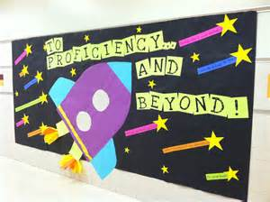 To Proficiency and Beyond Bulletin Board