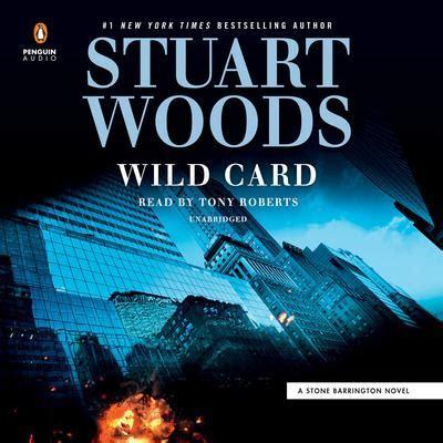 wild card audiobook  stuart woods read  tony roberts