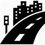 Icon Driveway Road Street Icons Open Vectorified
