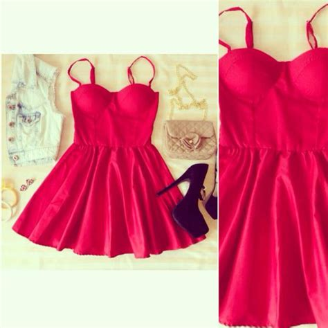bustier dress plain by kendraclothing on etsy on the hunt