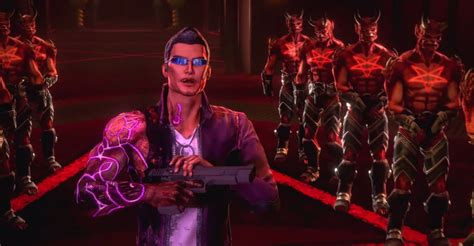 video trailer saints row gat   hell  deadly