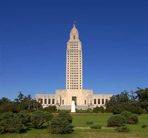 louisiana state capital baton