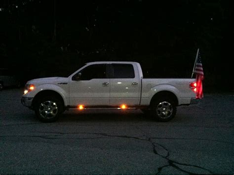 side running lights ford  forum community  ford