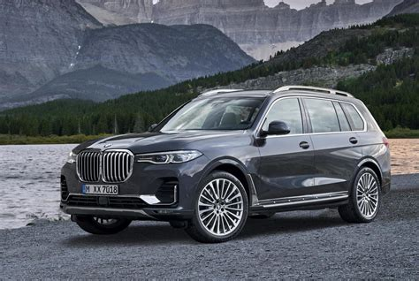 Bmw X7 For Sale by Bmw X7 On Sale In Australia In May From 119 900