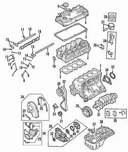Culata Del Motor Original Para Mitsubishi Lancer