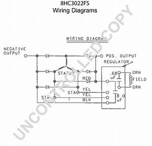 Prestolite Leece Neville Alternators Wiring Diagram Download