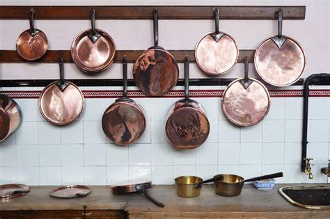 copper pots turn black hunker