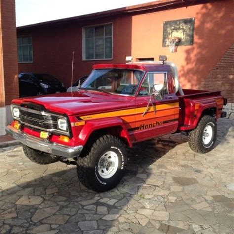 jeep honcho stepside 54 best jeep j10 images on pinterest jeep truck jeep