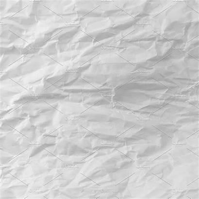 Paper Wrinkled Background