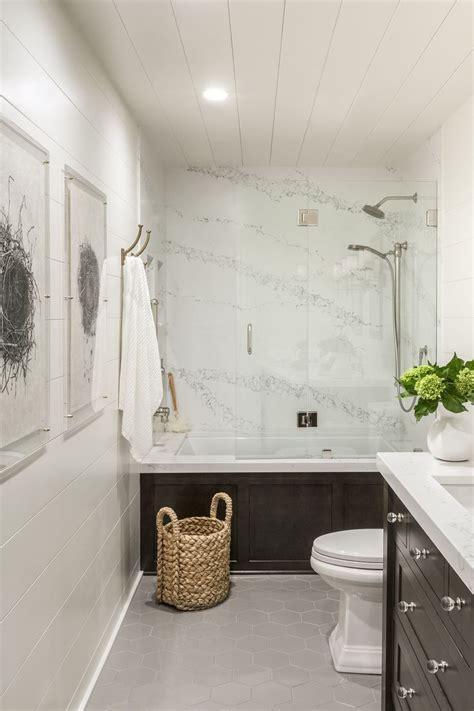 hall bathroom remodel   cartwright design guest