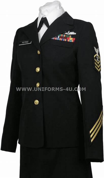 Navy Service Uniform Female Enlisted Uniforms Cpo