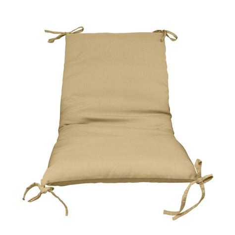 sunbrella sand outdoor sling chair cushion 2 pack