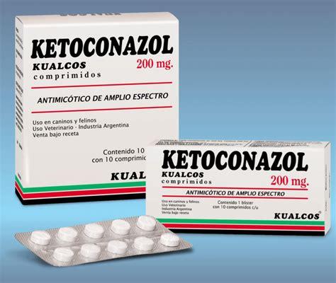 ketoconazol  es   sirve nombre comercial  mas