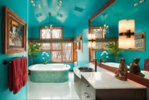 turquoise bathroom ideas how to work with turquoise to create chic interior designs