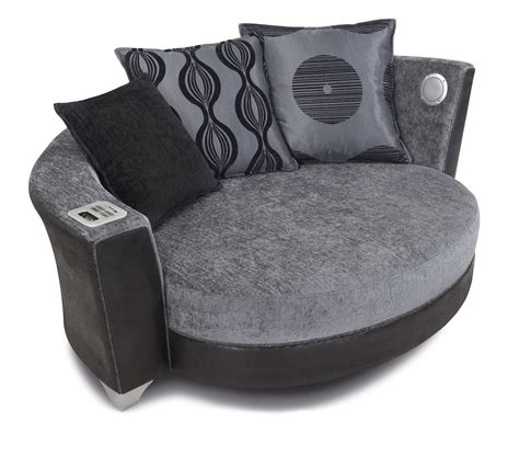Subwoofer Sofa by Sofas With Built In Speakers And Ipod Dock Are Getting