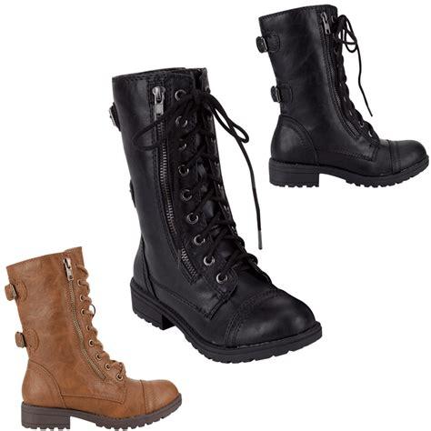 Similiar Girls Combat Boots Keywords