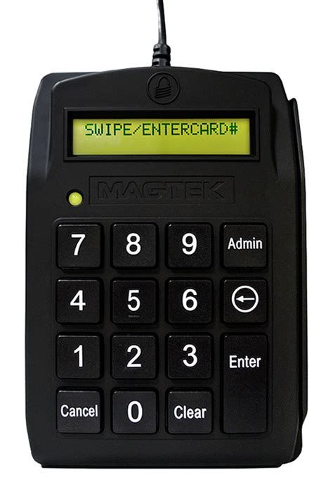 dynapad encrypting key pad  scra