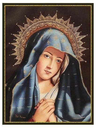 Jesus Catholic Animated Gifs Mary