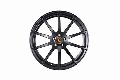 Monoblock R10 Concave Deep Satin Wheels