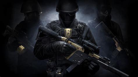 Wallpaper Rainbow Six Siege, Year 3 Pass, 4k, 8k, Games