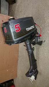 Tohatsu 5hp Outboard Motor  U2013 Zack Outboard Motors
