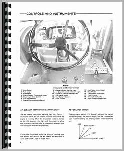 Ford 5600 Tractor Operators Manual