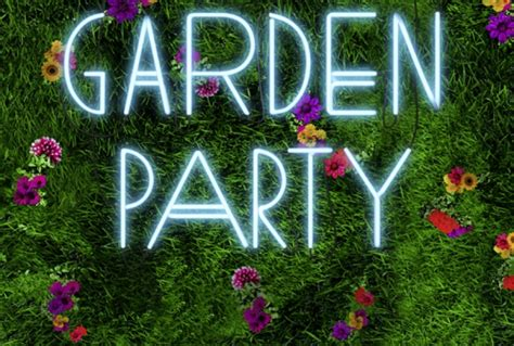 Summer Garden Party  Sutton Borough