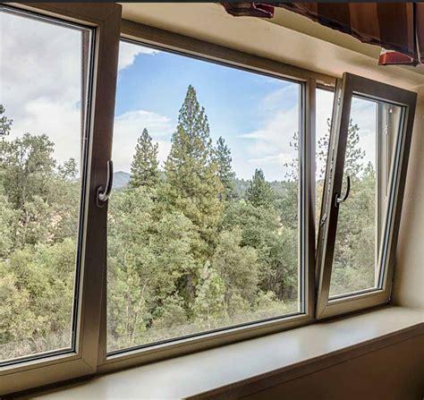 architectural series tilt turn fixed window silent guard windows