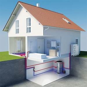 Luft Wasser Wärmepumpe Preis : plusenergiehaus mit w rmepumpe und strom ~ Lizthompson.info Haus und Dekorationen