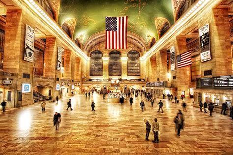 grand central station interior nyc     flickr